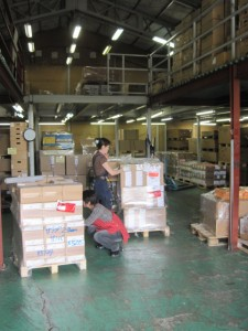 安心・安全 高品質の商品管理:検品・商品登録